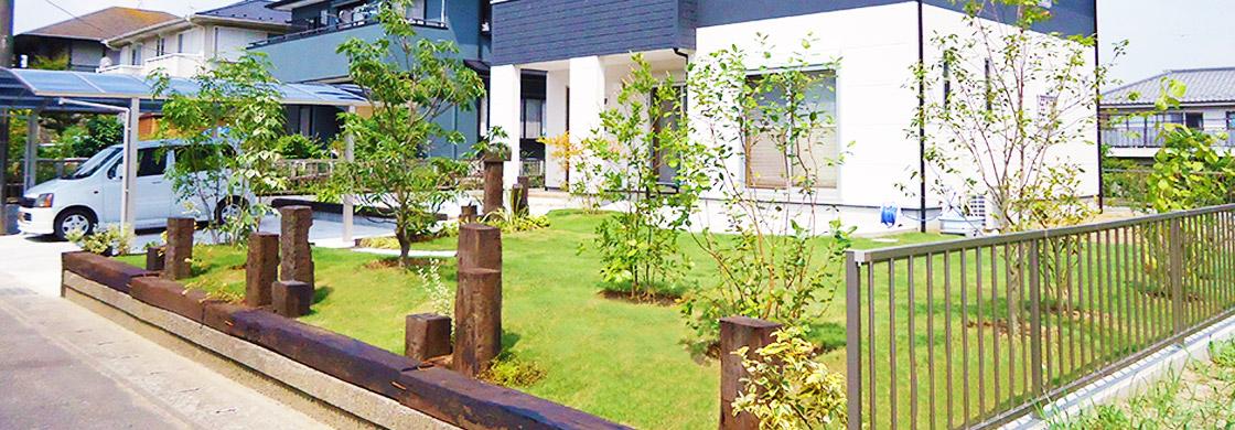 本当のローコスト&家のグレードを上げる庭